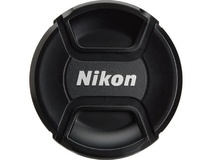 Nikon 52mm Snap On Front Lens Cap