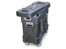 SKB Trap X2 Drum Case (Black)