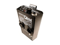 Whirlwind QBOX - Audio Line Tester/Cable Tester/Test Tone Generator