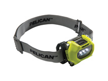 Pelican 2745 LED Headlight (Yellow)