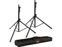Auray PA Speaker Stands and Bag Kit