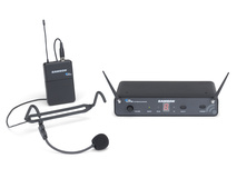 Samson Concert 88 UHF Headset Wireless System (Band C)
