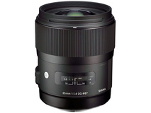Sigma 35mm f/1.4 DG HSM Lens for Pentax DSLR Cameras