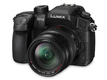 Panasonic Lumix DMC-GH4 4K Mirrorless Micro Four Thirds Digital Camera with 12-35mm f/2.8 Lens