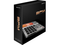 MOTU BPM 1.5 - Advanced Urban Rhythm Virtual Instrument