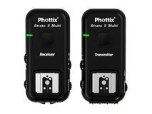 Phottix Strato II Multi 5-in-1 Wireless Flash Trigger for Canon