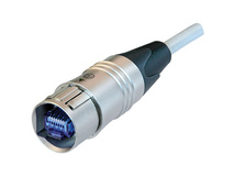 Neutrik NKE6S-30-WOC etherCON CAT6 Patch Cable (98.4' / 30 m)