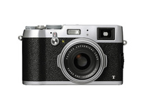Fujifilm X100T Digital Camera (Silver)