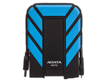 """ADATA 1Tb HD710 Dash Drive Durable 1Tb  2.5"""" Portable USB 3.0 HDD (Blue)"""