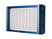 Dracast LED160A On-Camera Daylight Balanced LED Light with Battery Combo Pack