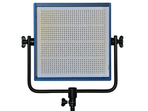 Dracast LED1000 Tungsten LED Light with Gold Mount Battery Plate