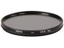 Hoya 55mm Slim Circular Polarising Filter