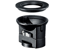 Manfrotto 325N - Bowl Adapter Kit