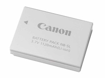 Canon NB-5L LI-ION Battery