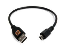 Tether Tools TetherPro USB 2.0 A Male to Mini-B 5 Pin (Black, 1')