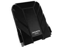 "ADATA 1Tb HD710 Dash Drive Durable  2.5"" Portable USB 3.0 HDD (Black)"