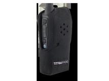 Titan Radio TRNC2 Vertical Nylon Case with Belt Loop for TR200
