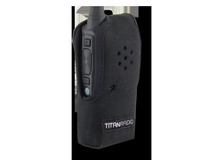 Titan Radio TRNC3 Vertical Nylon Case with Belt Clip for TR200