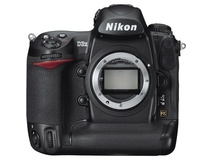 Nikon D3X Body Including Lexar CF8GB Memory Card