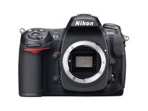 Nikon D300s Body and Lexar CF4GB