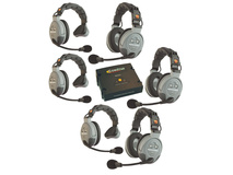 Eartec COMSTAR XT-6 6-User Full Duplex Wireless Intercom System