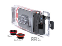 Optrix PhotoX Housing for iPhone 5 / 5s