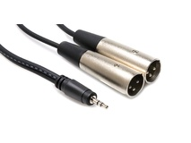 Hosa CYX-402M 3.5mm to XLR Cable 2m