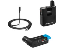 Sennheiser AVX Camera-Mountable Lavalier Pro Wireless Set (MKE2 Lavalier)