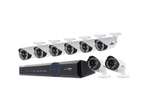 Lorex LH16122TC89B 12-Channel DVR with 2TB Hard Drive & Eight 900TVL Cameras
