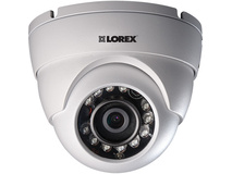 Lorex 1080p HD Indoor/Outdoor Dome PoE IP Camera