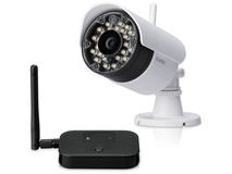 Lorex LW2231 MPEG Wireless Indoor/Outdoor Security Camera w/Audio