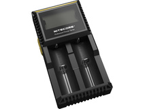 NITECORE Digicharger D2 Universal Battery Charger