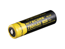 NITECORE 14500 Li-Ion Rechargeable Battery (750mAh)