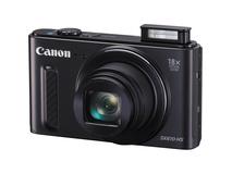 Canon PowerShot SX610 HS Digital Camera (Black)