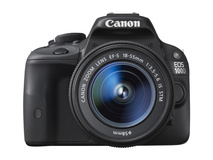 Canon EOS 100D Twin 18-55 IS STM and 55-250 IS STM Lens Kit