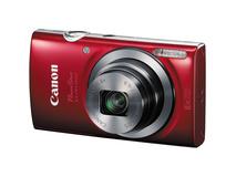 Canon PowerShot ELPH 160 Digital Camera (Red)