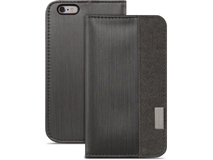 Moshi Overture Case for iPhone 6 Plus (Steel Black)