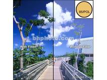 Tiffen 105mm Coarse Thread 85 Linear Polarizer Filter (Non-Rotating)