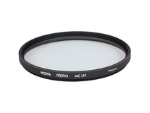 Hoya 77mm alpha MC UV Filter