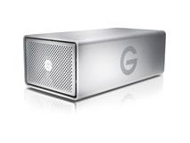 G-Technology 8TB (2 x 4TB) G-RAID USB G1 Removable Dual-Drive Storage System