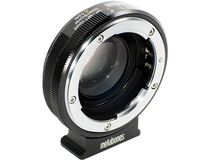 Metabones Speed Booster XL 0.64x Adapter Nikon F-Mount to Select Micro Four Thirds-Mount Cameras