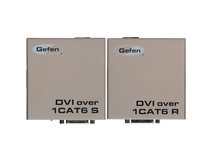 Gefen EXT-DVI-1CAT6 DVI Over CAT6 Extender