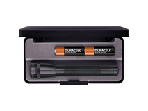 Maglite Mini Maglite 2-Cell AA Flashlight with Presentation Box (Black)
