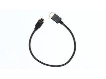 SmallHD 12-inch Thin Mini-HDMI to HDMI Cable