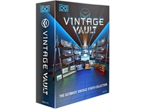 UVI Vintage Vault - Wavetable Synthesis Retrospective Virtual Instruments Bundle (Download)