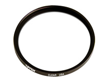 Tiffen 107mm Clear Uncoated Filter