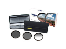 Tiffen 49mm Digital Light Control Filter Kit