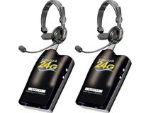 Eartec Simultalk 24G Full-Duplex Wireless Intercom with Slimline Headsets ( twinpack )