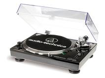 Audio Technica AT-LP120 USB Turntable (Black)