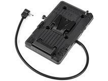 Wooden Camera V-Mount Plate for Blackmagic Pocket Camera